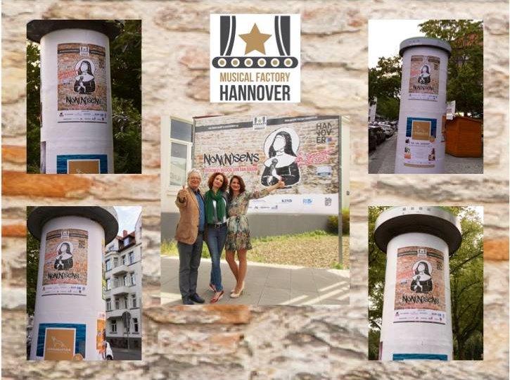 Non(n)sens Plakate in ganz Hannover